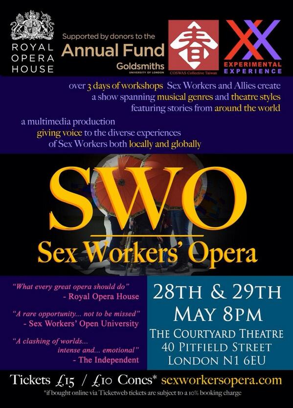 The Sex Workers Opera